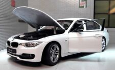 G LGB 1:24 Scale White BMW 3 Series 335i F30 24039 Very Detailed Welly Model Car