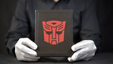 Official Transformers Devastation Steelbook Case - 'The Masked Man'