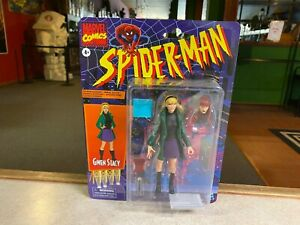 "Marvel Legends 6"" Spider-Man Retro Style Packaging NIP GWEN STACY"