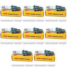 NGK 4655 4 Pack NGK Spark Plug R7437-10 Racing Sparkplug