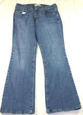 Levi's Boot Cut dark blue denim jeans, size 10 short