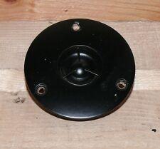 Einbau Hochtöner Lautsprecher Akai YY13-01A 6Om 10W RMS Schwarz 7,5cm x H-2cm