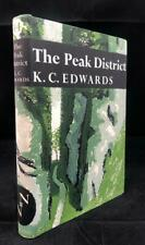 1962 NEW NATURALIST LIBRARY THE PEAK DISTRICT No 44 DUST WRAPPER 1ST EDITION