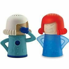 Microwave Cleaner Angry Mom with Fridge Odor Absorber Cool Mom