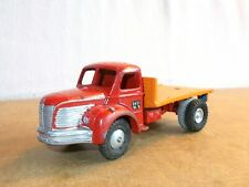 vintage 1/43 DINKY TOYS France No 34 B - PLATEAU BERLIET CONTAINER repeint - 60s