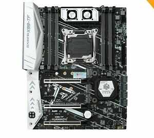 Motherboard Intel Xeon All Series Both Ddr3 Ddr4 Non-ecc Memory Nvme Usb3.0 Atx