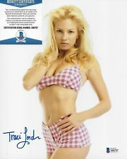Traci Lords (Cry-Baby) Original Autographed 8X10 photo w/Beckett COA #8