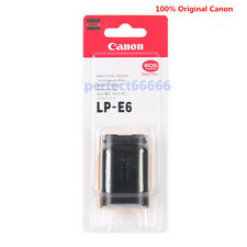 Genuine Original Canon LP-E6 LPE6 Battery for EOS 5D III,EOS 5D II,EOS 6D,EOS 7D