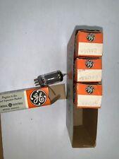 6AU6A GE vacuum tube ( Lot of 4 Tubes)