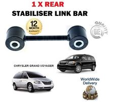 FOR CHRYSLER GRAND VOYAGER 2.0 2.4 2.5TD 2.8TD 3.3i 1 X REAR STABILISER LINK BAR