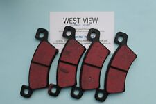 Microcar MC rear brake pads - later type - from Selby