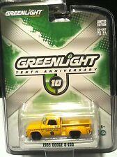 Greenlight COUNTY ROADS 1965 Dodge D-100 Stepside Pickup