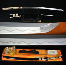 TOP QUALITY JAPANESE SAMURAI SWORD KATANA KOBUSE CONSTRUCTION BLADE VERY SHARP