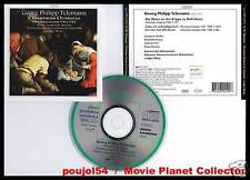 "TELEMANN ""Christmas Oratorio"" (CD) L.Rémy 1996"