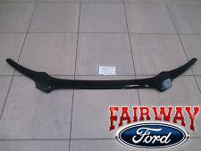 15 thru 17 Transit OEM Ford Aeroskin Smoke Hood Protector Bug Shield - Lays Flat