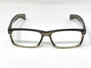 EyeBobs I'm Right 2409 44 Designer Reading Glasses Gray Eye Bobs Readers + 2.00
