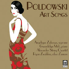 Poldowski : Poldowski: Art Songs CD (2017) ***NEW***