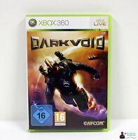 XBOX 360 Spiel - DARK VOID - Komplett in Hülle OVP