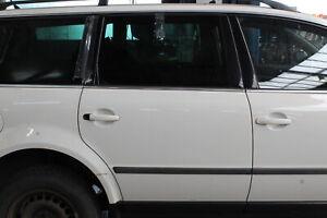 TÜR Hinten Rechts Farbe Candyweiss (LB9A) VW 3BG/3BL/3BS Passat Variant 1.9 TDI