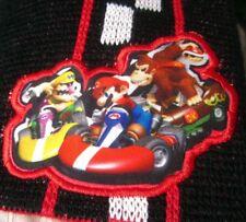 MARIO KART youth knit cap Nintendo beanie ski hat Donkey Kong racing Wario