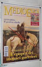 MEDIOEVO 1998 Girolamo Savonarola Cavalieri Teutonici Etna Teodolinda Birra di e