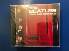 THE.  BEATLES.       1963.   BBC. SESSIONS.      COMPACT DISC.