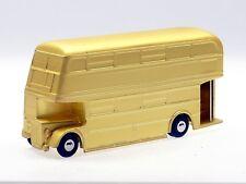 Schuco Piccolo AEC RT Doppeldecker  Bus Weihnachten 2006 # 50593000