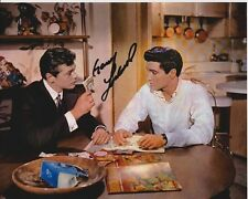 GARY LOCKWOOD signed autographed w/ ELVIS PRESLEY photo