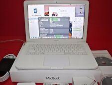 """Apple Macbook 13"""" UNIBODY 2.26GHz 250GB SSD 4GB Sierra Office 2016 MC207LL/A"""