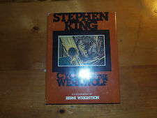 Cycle of the Werewolf. Stephen King. 1983. 1st ed. Signed.