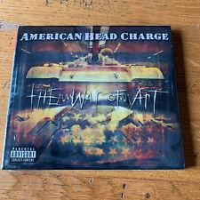 AMERICAN HEAD CHARGE The war of art - CD digipak