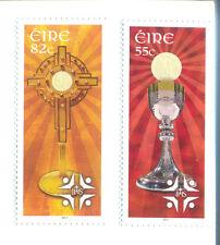 Ireland-Eucharistic Congress Dublin mnh(2119-20)
