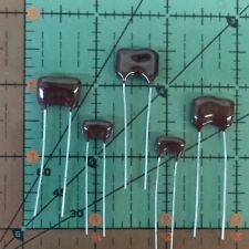 Cornell Dubilier Dip Mica Mini Capacitor 910pF 100v 5% CD7FA911JO3 Audio 5pcs