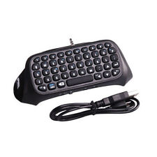 For Playstation 4 PS4 Controller Bluetooth Mini Wireless Keyboard Chatpad New