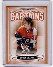 BOBBY CLARKE 06/07 Parkhurst CAPTAINS Insert Card #200 Philadelphia Flyers /3999