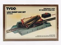 TYCO LOG DUMP CAR SET REMOTE CONTROL # 926 NEW  SEALED HO SCALE