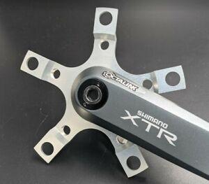 Shimano XTR M950/951/952 Crank Spider 110/74BCD  104/64BCD
