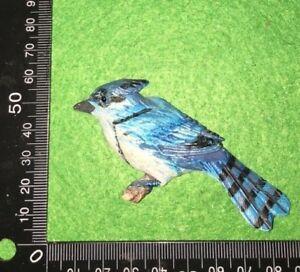 COLLECTABLE VINTAGE FRIDGE MAGNET - BLUE BIRD   (JJ10)