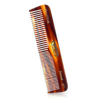 Kent OT Hand Made Coarse/Fine Comb for Men, 112mm