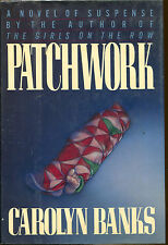Patchwork by Carolyn Banks-First Edition/DJ-1986