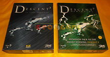 DESCENT 3 + MERCENARY Pc Versione Italiana e Inglese 1ª Ediz Big Box ○○ COMPLETO