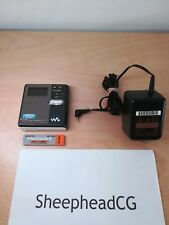 Sony Walkman Mini Disc Player / Recorder MZ-RH910 Hi MD - with NH-10WM Battery