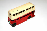 Dinky Toys Post War  2 Tone Type 1  Grill Double Decker Bus # 29C R/P !!