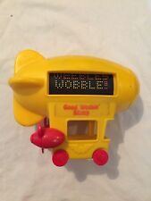 VINTAGE 1977 Hasbro GOOD WEEBLES BLIMP Wobbles Toy COOL