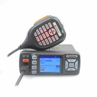 BAOJIE 25W BJ-318 Mini Walkie Talkie Dual Band 136-174&400-490MHz FM Radio