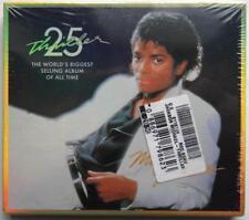 MICHAEL JACKSON 25 TH ANNIVERSARY THRILLER 2 CD + DVD