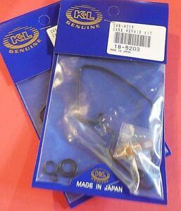 2 carb kits Honda 95-07 VT1100 Shadow VT1100C VT1100D2 VT1100T 18-5203