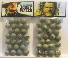 "2 Bags Of The outlaw Josey Wales ""Clint Eastwood"" Movie Promo Marbles"
