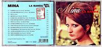 MINA. LA BANDA. CD Replay Music