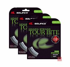 Solinco Tour Bite Diamond Rough Tennis String Set (Available in All Gauges)